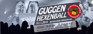 Guggen Hexen Ball 2016
